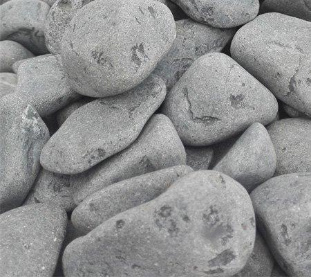 Żwir dekoracyjny czarny, Otoczak czarny, kamien czarny, czarny kamien ogrodowy