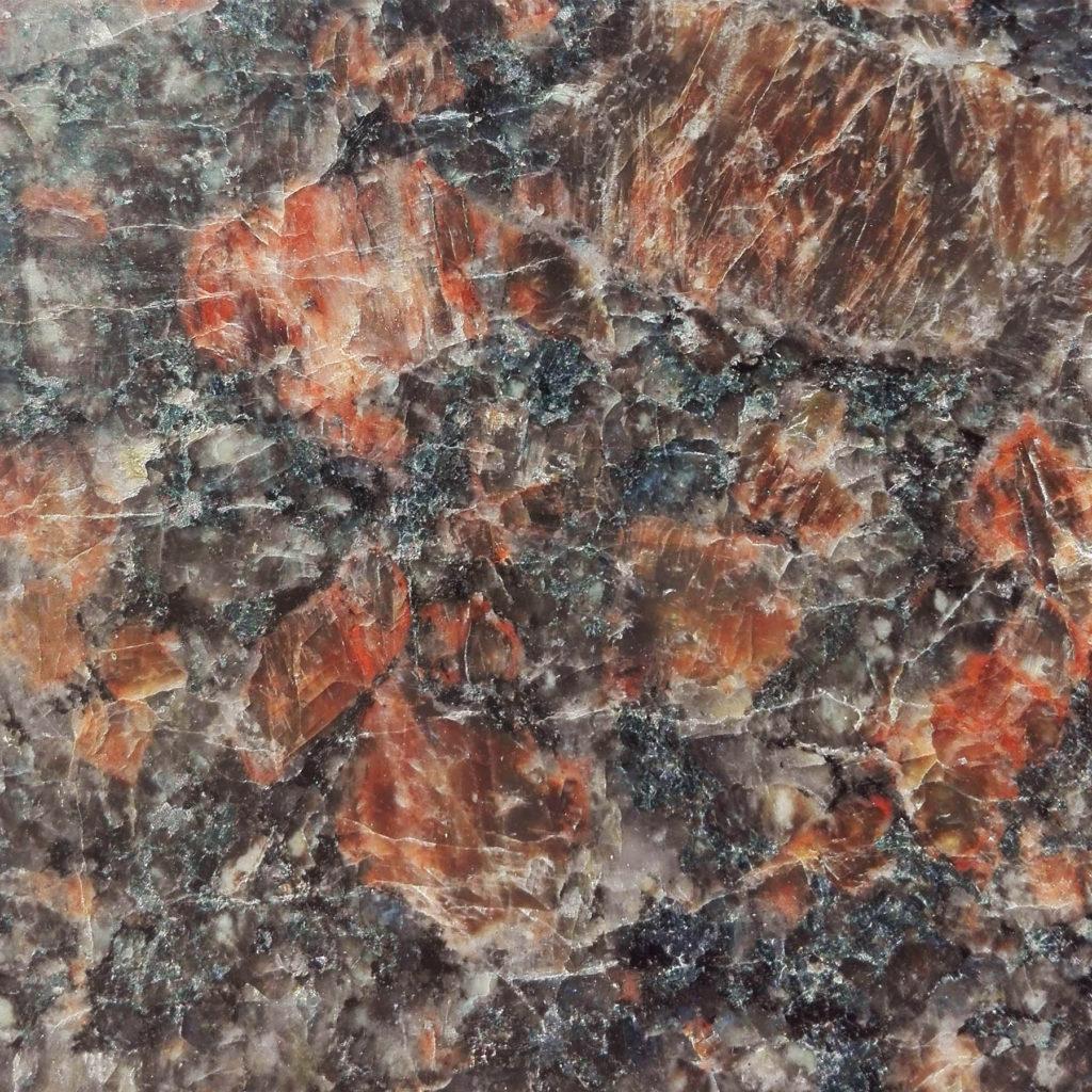 Granit Tan Brown Parapety kamienne Blaty granitowe