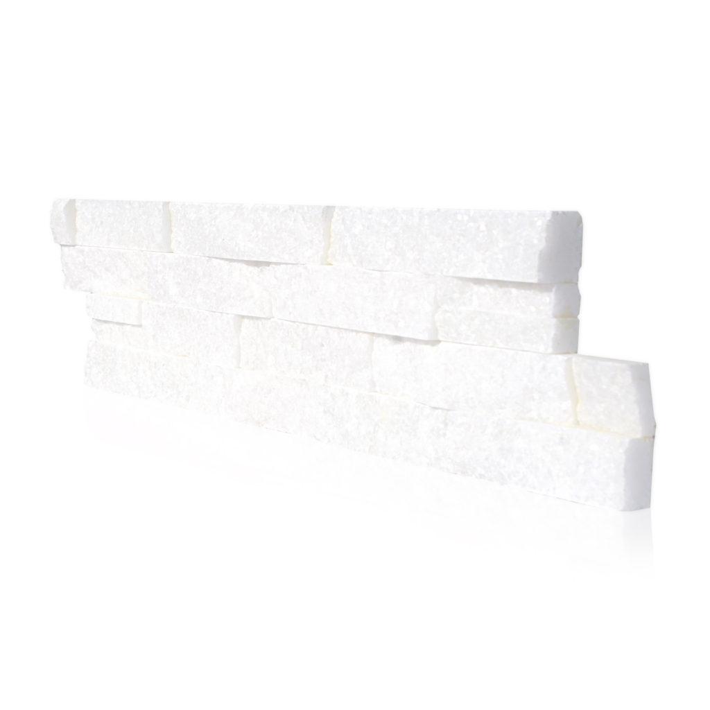 Panel kamienny Kwarc, naturalny kamien ozdobny na sciane