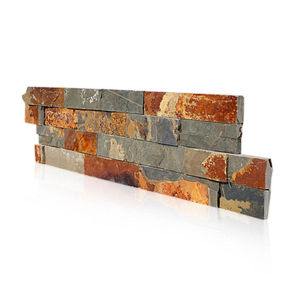 Kamien elewacyjny Malachit, naturalny kamien ogrodoyw, kamien ozdobny na elewacje