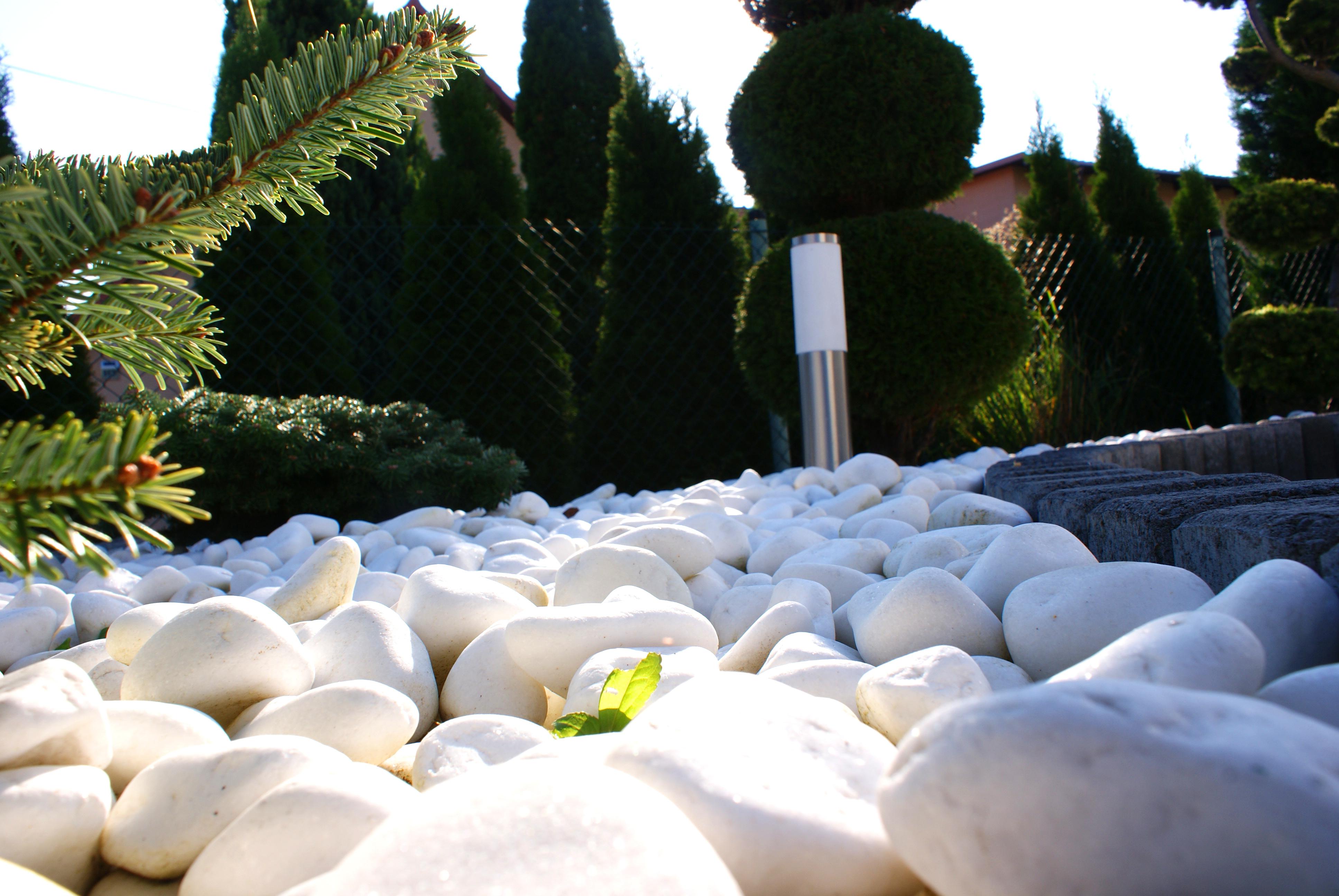 Impregnowanie kamienia ogrodowego