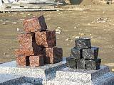 Kostka granitow Opole - układanie