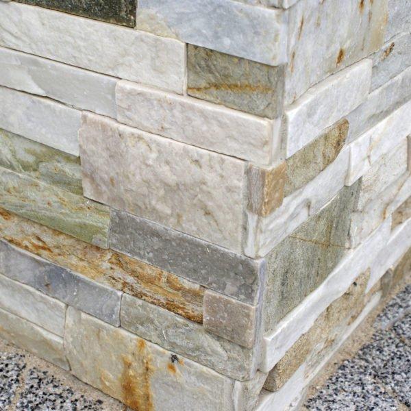 Kamień elewacyjny Kalcyt