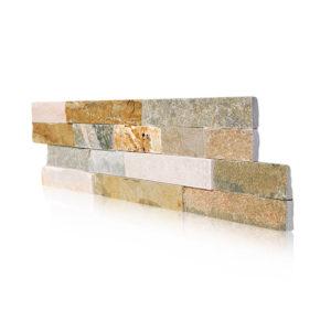 Panele kamienne jasper A, naturalny kamien na sciane , kamien ozdobny elewacyjny