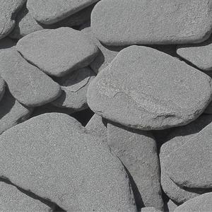 Kamień dekoracyjny Płytki otoczane Szare