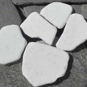 Kamień dekoracyjny Opole Płytki otoczane Białe