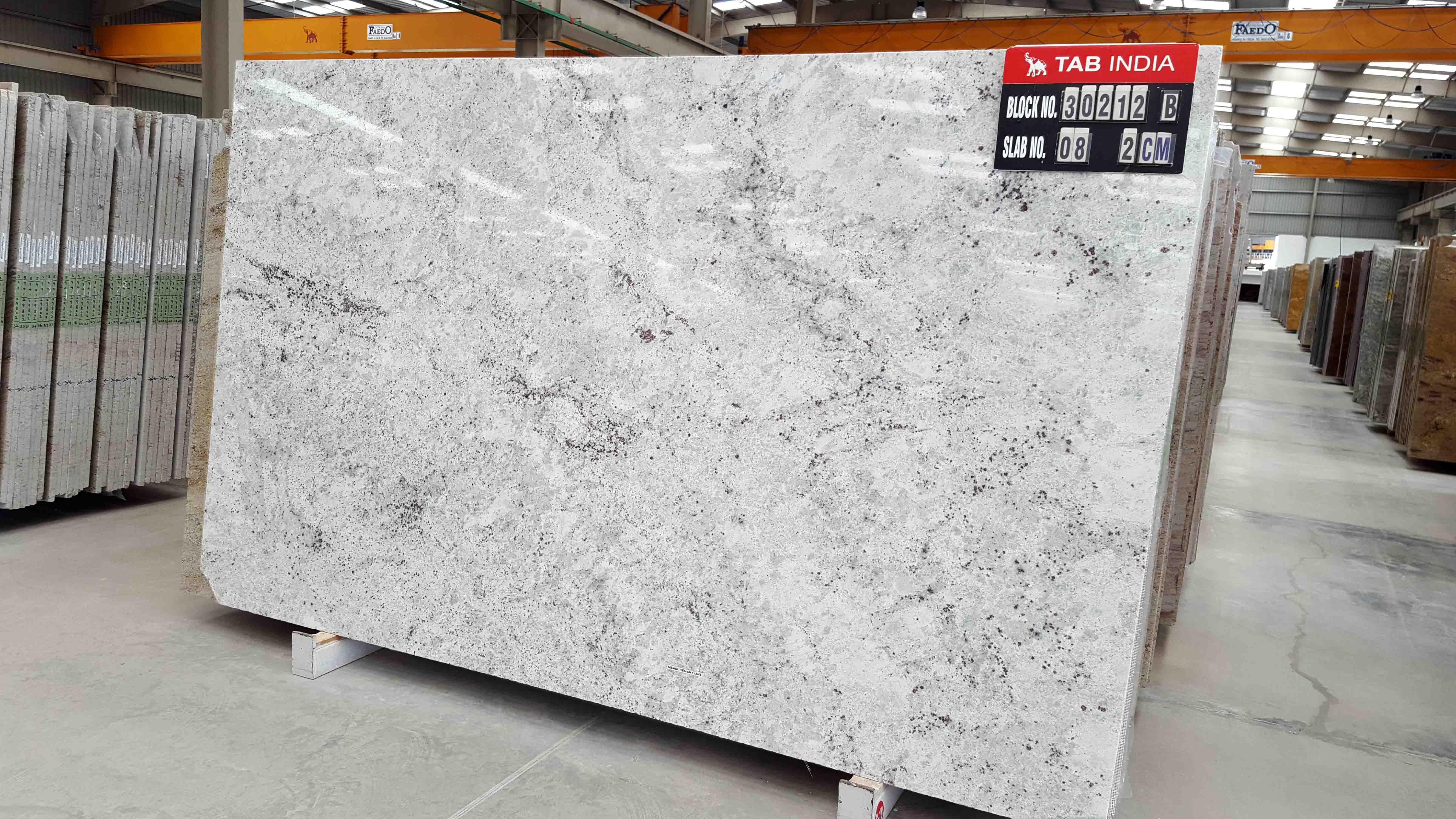 Modish Granit Colonial White - Hurtownia kamienia OA16