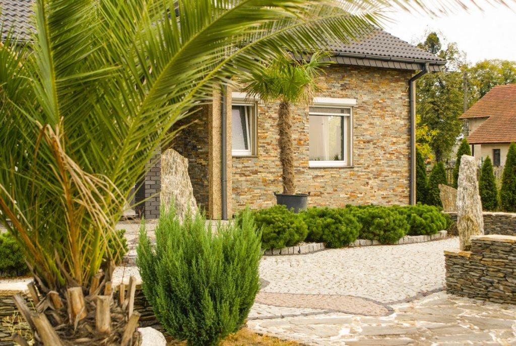 Kamień na ścianę zewnętrzną