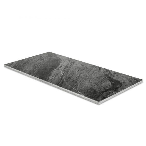 Płytki kamienne łupek kwarcowy silver grey