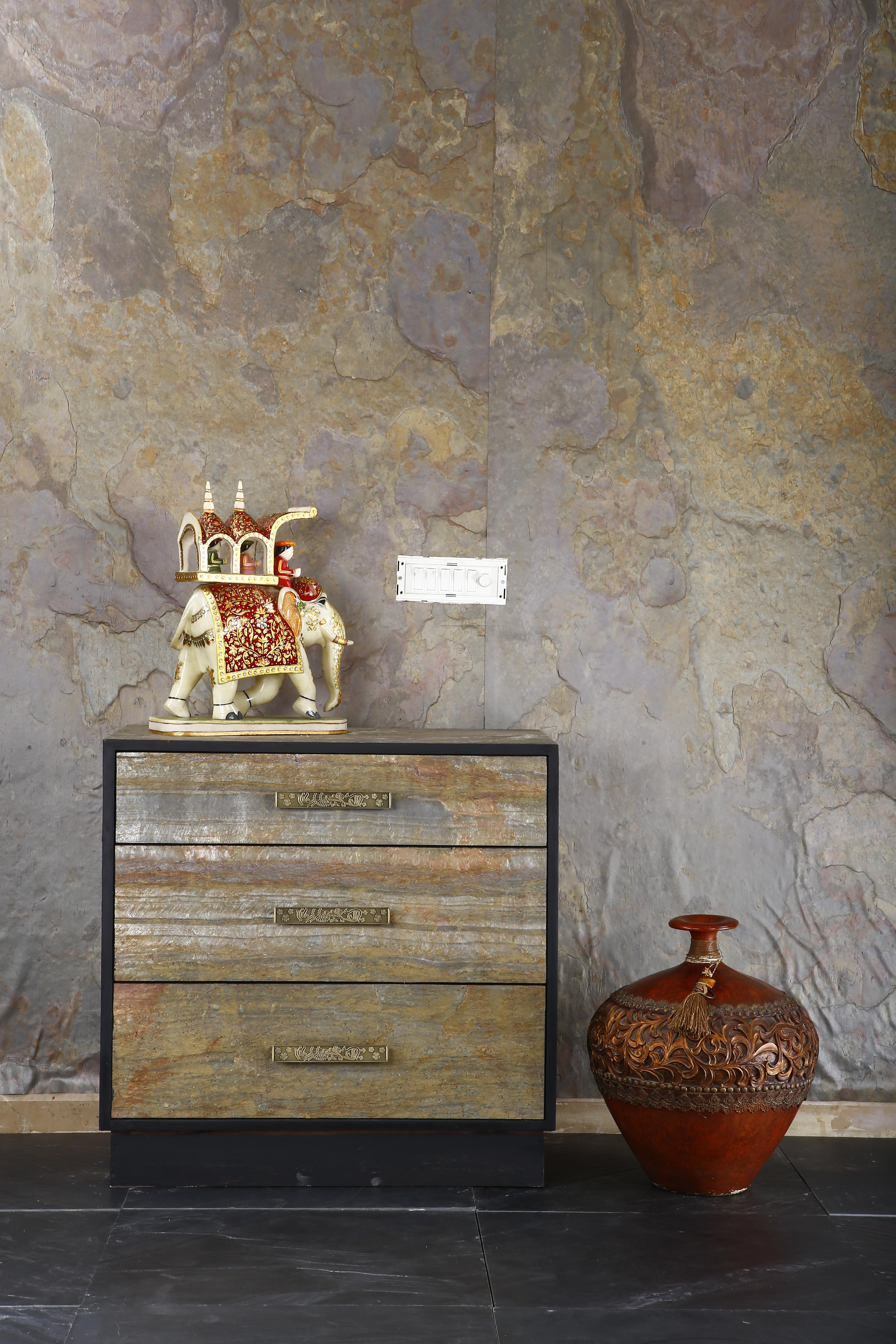 Fornir kamienny na ścianę