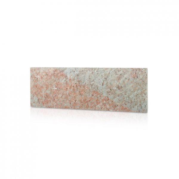 Cegiełki na ścianę, łupek copper