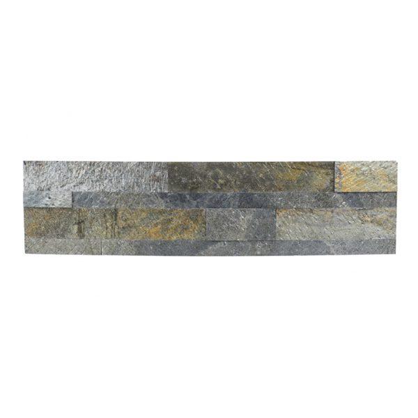 Panele samoprzylepne z kamienia naturalnego Golden Green
